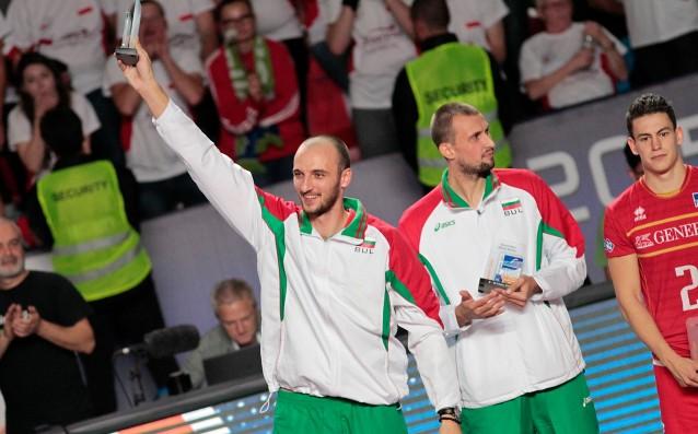 Виктор Йосифов и Теодор Тодоров<strong> източник: LAP.bg, Пламен Кодров</strong>