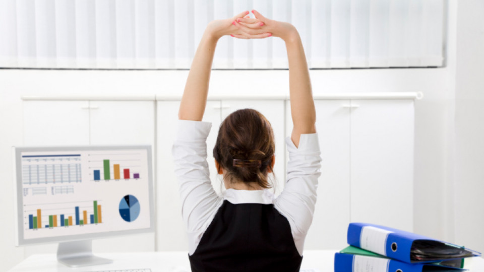 Какво може да ви причини 8-часовият работен ден