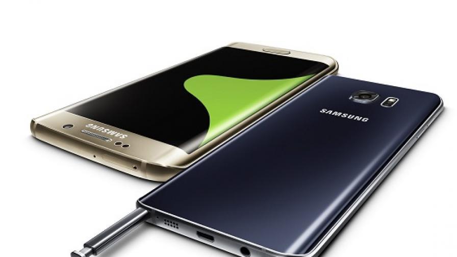 Samsung предлага 10 пъти повече телефони от Apple