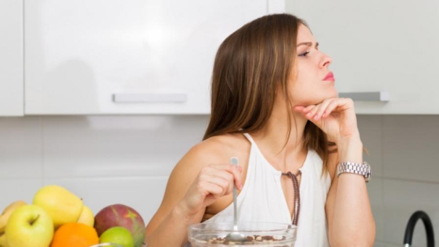6 основи грешки при спазването на диети