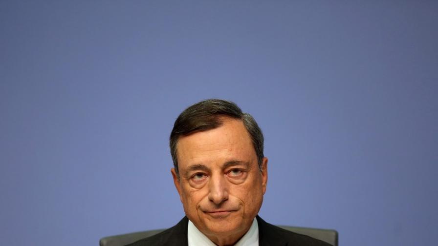 Драги удари, еврото падна