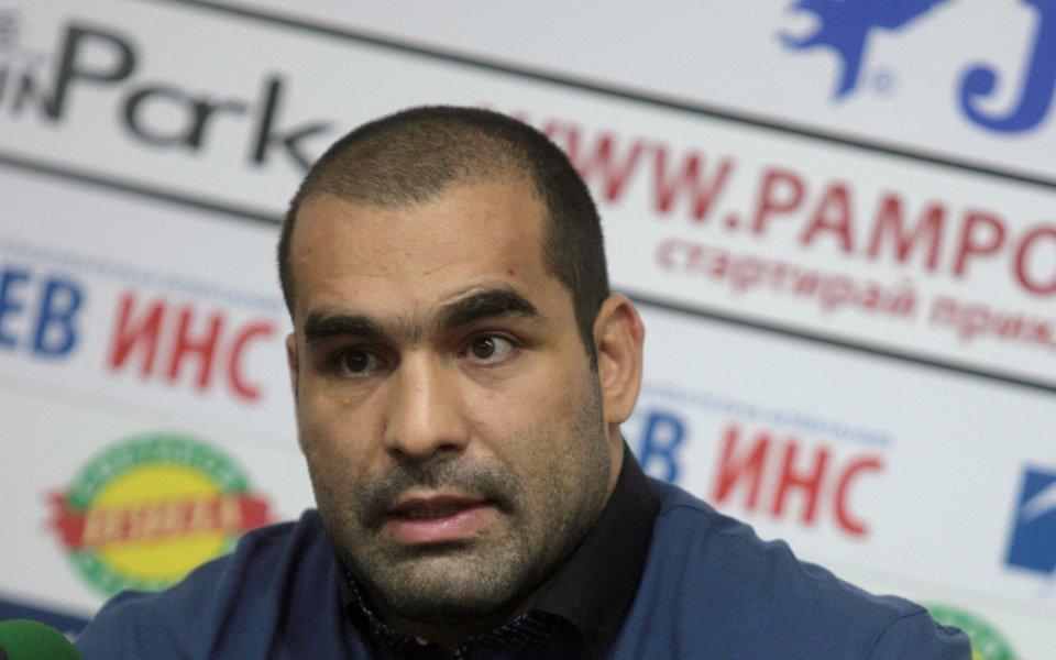 Благой Иванов: Чувствам се специално, не съм притеснен