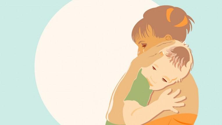 майка и дете