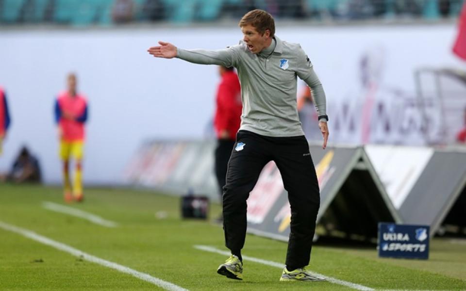 Хофенхайм взима 28-годишен за треньор от догодина