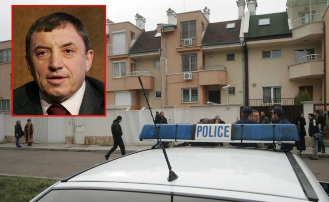 Атентат с гранатомет срещу Алексей Петров в София