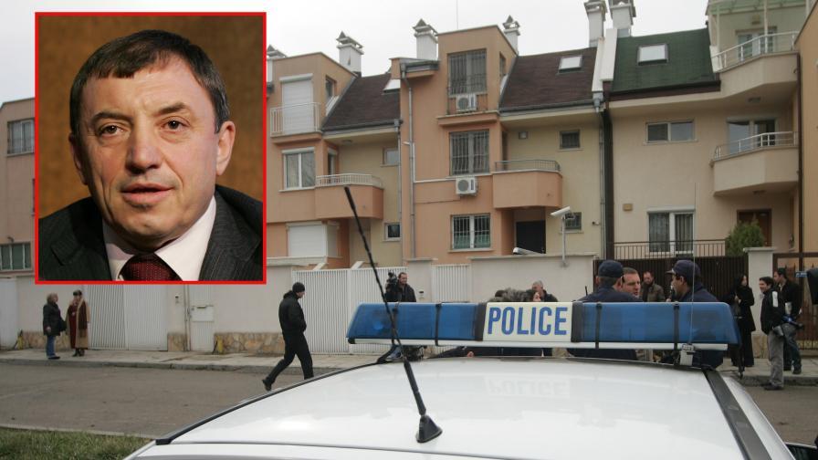 Опит за атентат беше извършен срещу бившата барета Алексей Петров.
