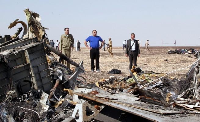Четири версии за катастрофата на руския самолет