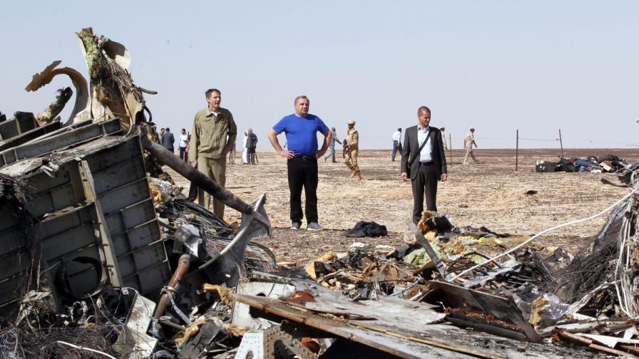 4 версии за катастрофата на руския самолет