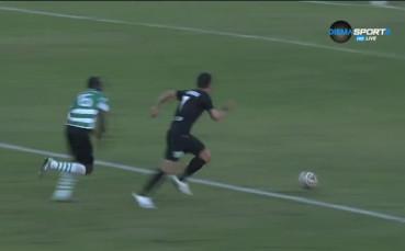 ВИДЕО: Иса оформи крайното 3:0 срещу Черно море