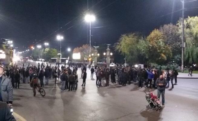 Дайнов: Този протест на полицаите е държавна измяна