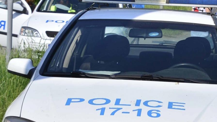 Шофьор загина при опит да избяга от полицията