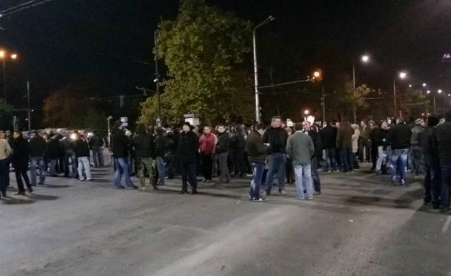 Има ли сценарий зад полицейските протести