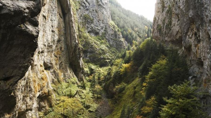 Триград - енергия в сърцето на планината (видео)