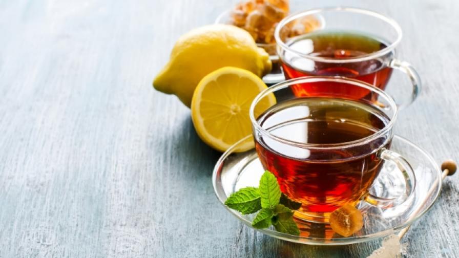 7 причини защо да пием чай през есента
