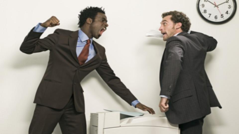 """Стресът в работата и агресията са възможно """"най-добрата"""" комбинация за възникване на инсулт"""