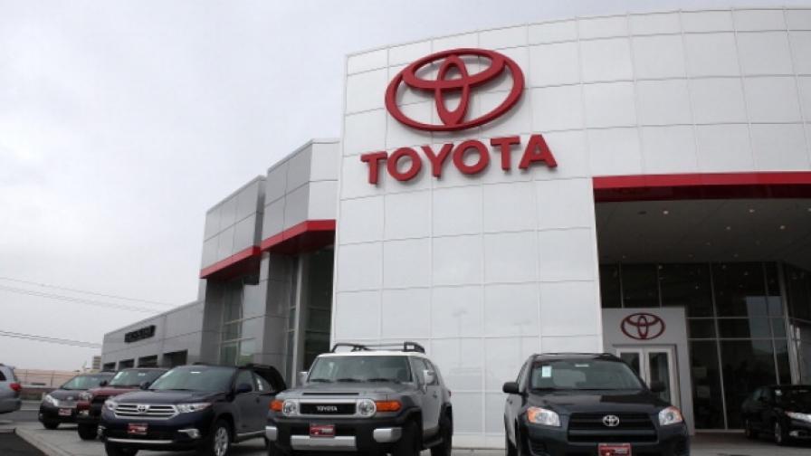 Тойота инвестира 1 млрд. долара за развитие на изкуствен интелект в Силициевата долина в САЩ