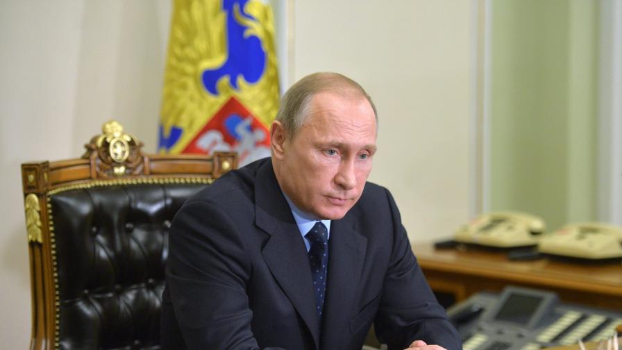 Путин изтегля всички руснаци от Египет