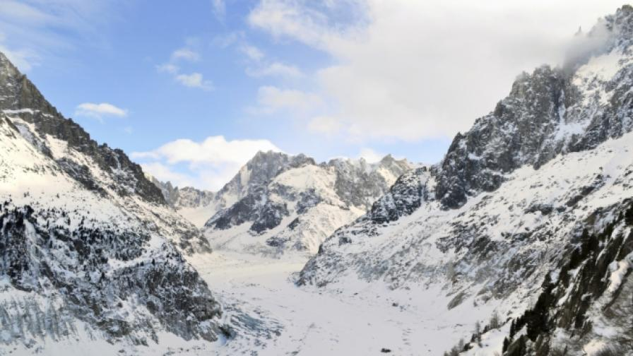 С над 3 м се е стопил най-големият ледник във Франция