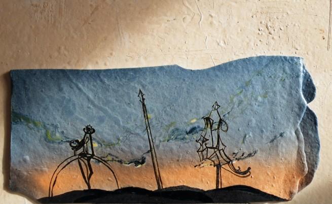 Атанас Гаджев - 55 обекта от глина и хартия