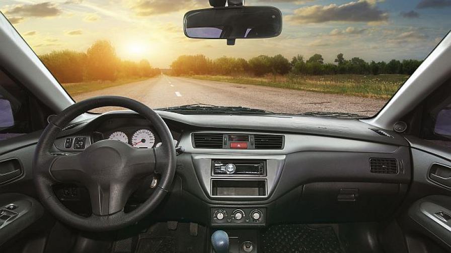 Коли без шофьори на германска магистрала (видео)