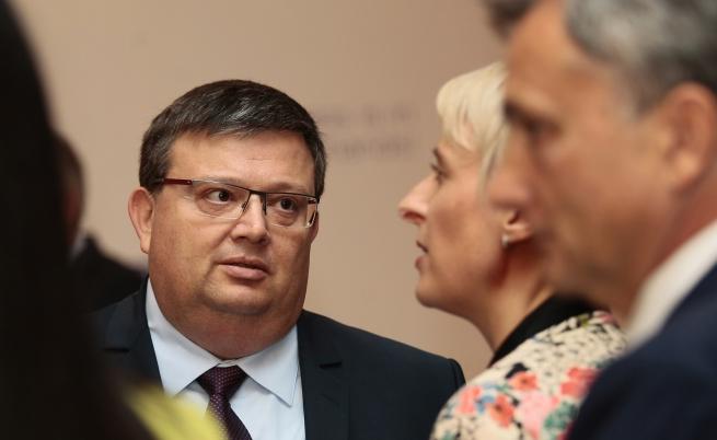 Цацаров: Не съм обсъждал с премиера казуса