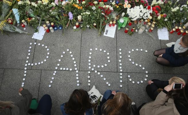 Франция Париж атентат