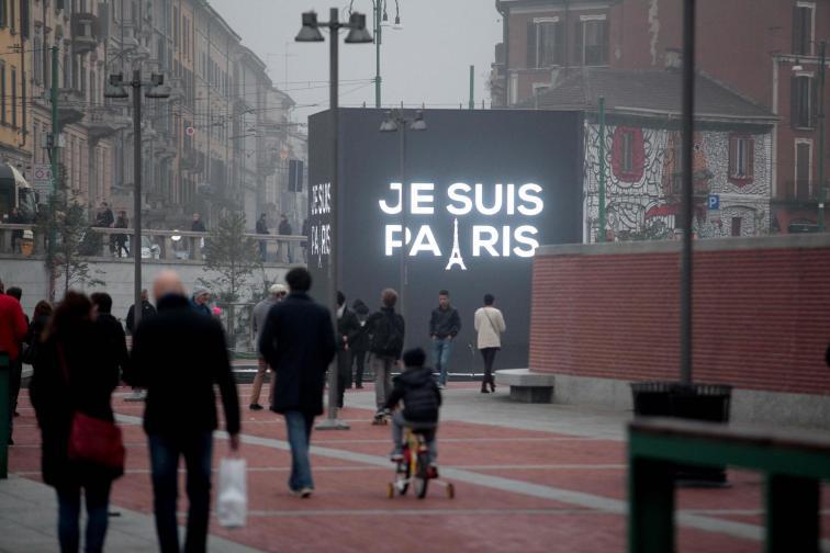 Париж атентат