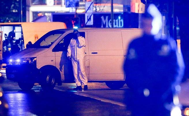 Няма арестуван терорист при мащабната акция в Брюксел, издирването продължава