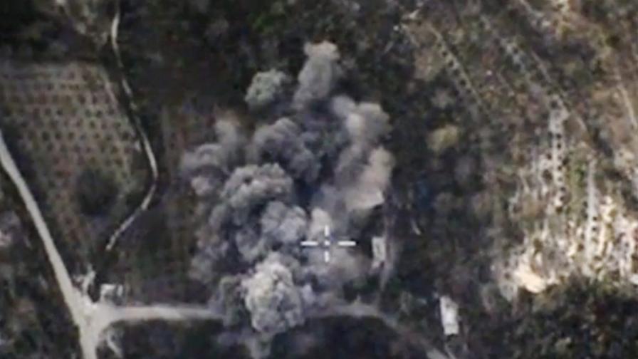 САЩ удариха петрола на Ислямска държава
