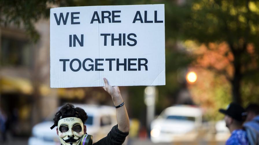 """""""Анонимните"""" почнаха да разкриват данни за терористи"""