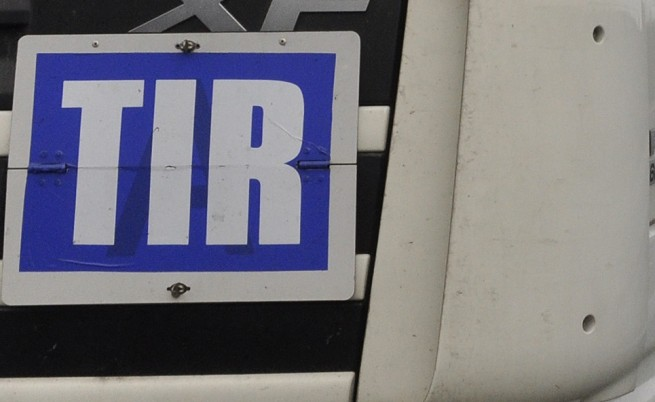 """Катастрофа на три тира на магистрала """"Марица"""""""
