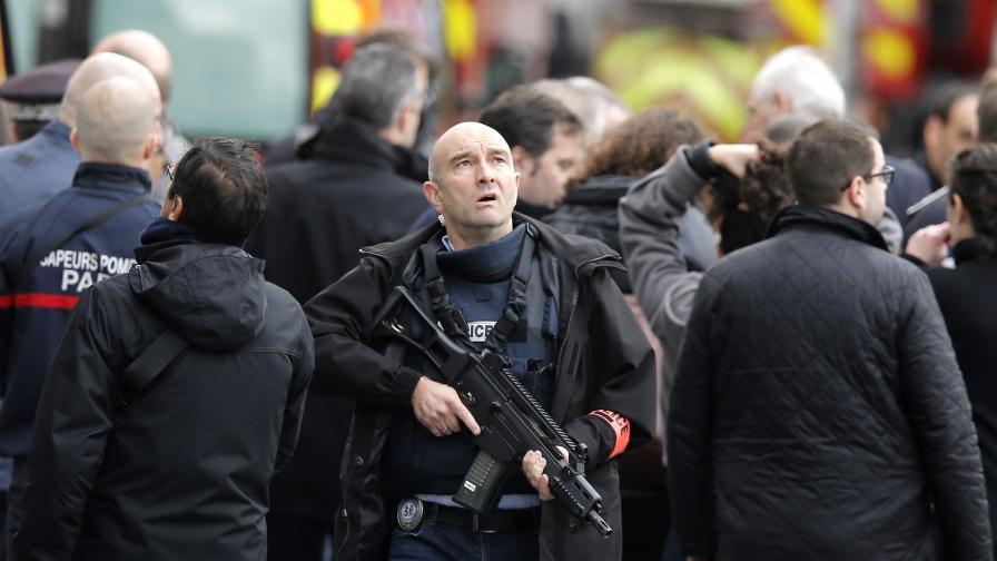 Белгийски медии: Лидерът на терористите в Париж е убит
