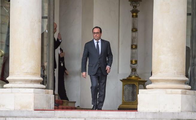 """Франсоа Оланд иска широка коалиция срещу """"Ислямска държава"""""""