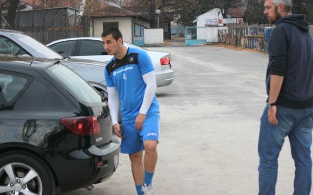 Снимка: Порок на сърцето вади юноша на Левски до края на сезона
