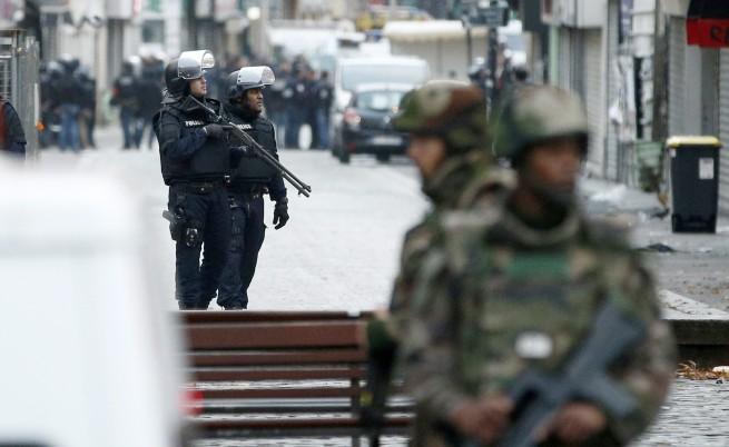Париж след битката за Сен Дени