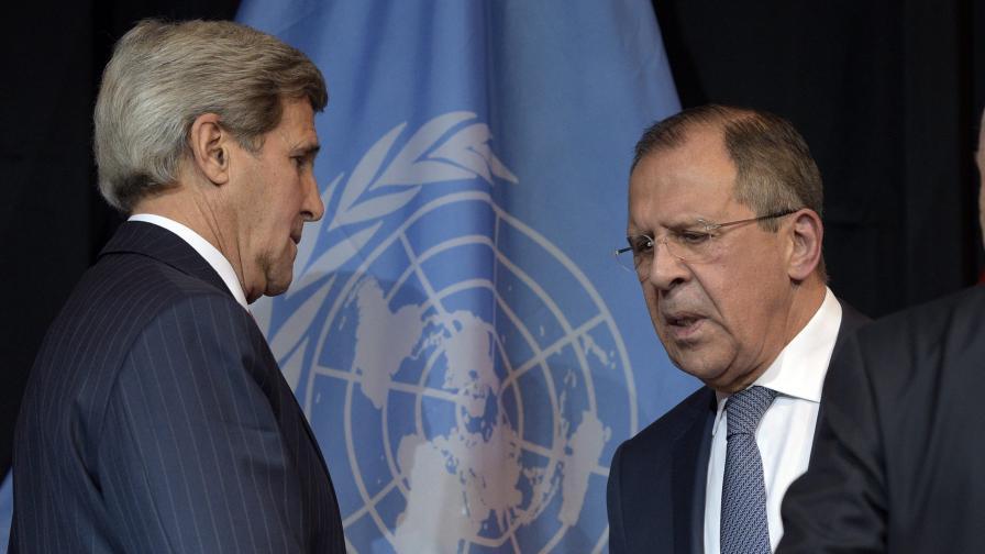 ООН разрерши всички мерки срещу Ислямска държава