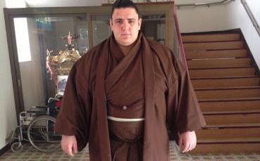 Даниел Иванов загуби седмата си схватка в Токио