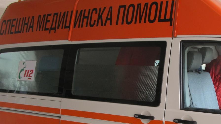 <p>Бебе на 15 дни почина в Хасково</p>