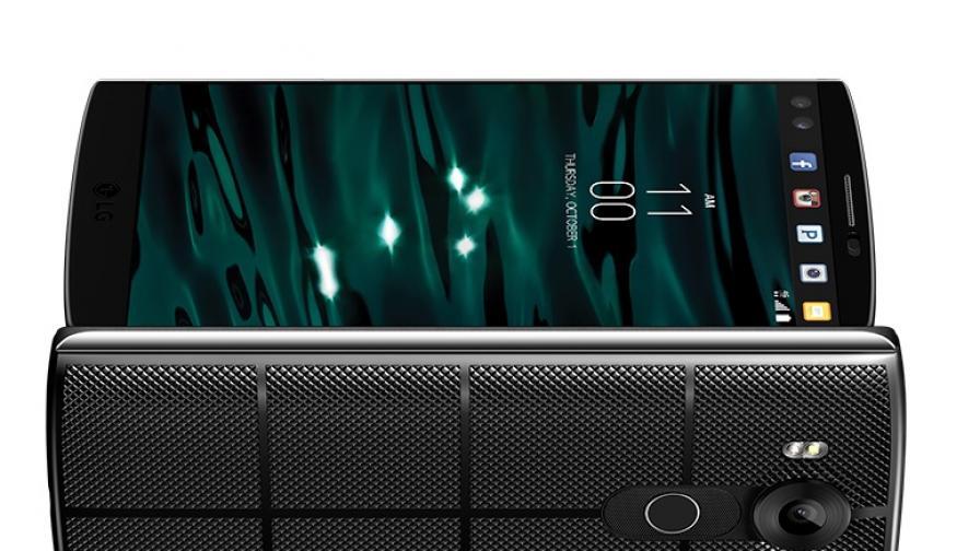 Чудовището LG V10 и неговите две селфи камери