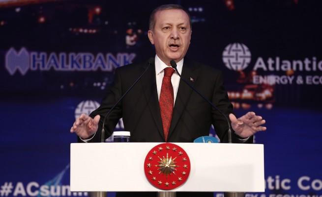 Ердоган гневен: Всяко търпение си има предел!