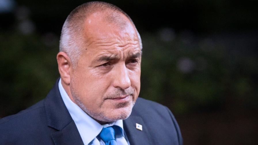 """Борисов във """"Фейсбук"""": Шефовете на приходните агенции остават"""