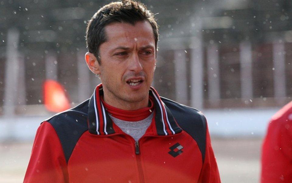 Янев: Не ми стана приятно да виждам как малтретират играчите ми