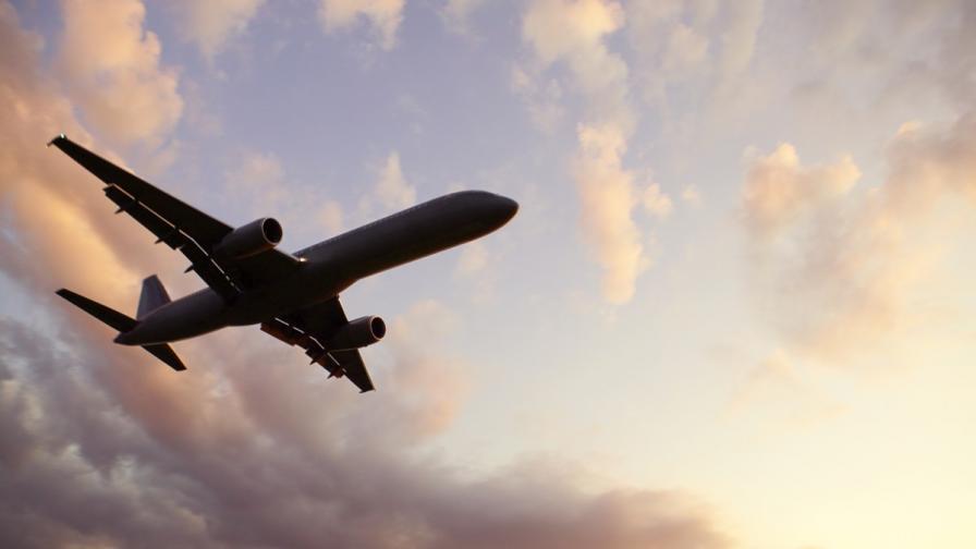 <p>Коя е българката, приземила самолет в жестока буря</p>