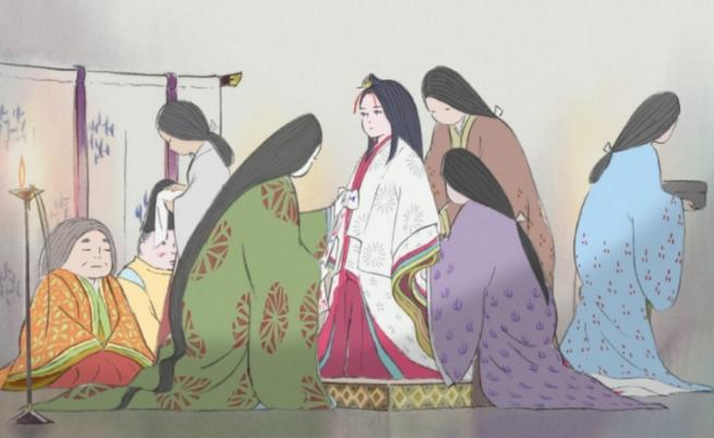 """""""Приказка за принцеса Кагуя"""""""