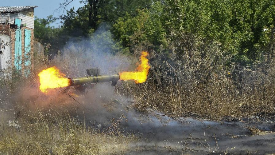Порошенко: В Източна Украйна има опасност от екологично бедствие