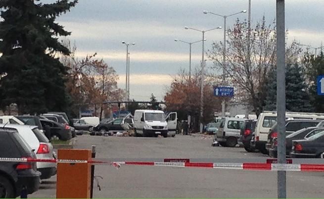 Съмнение за бомба на летище София вдигна полицията на крак