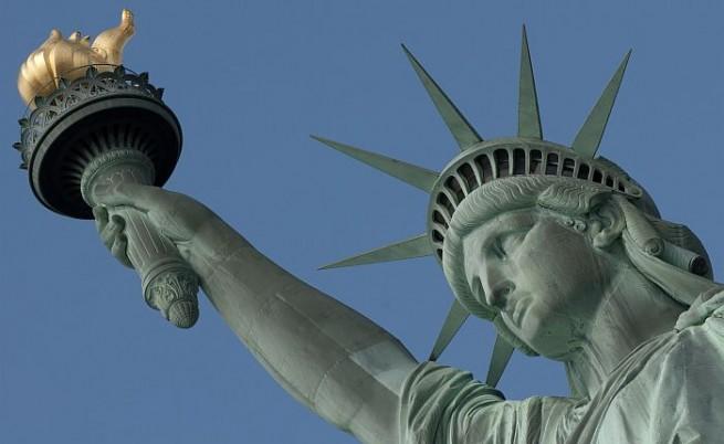 Статуята на свободата - египетска селянка?