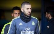 Основен играч на Реал на линия за мача с Хетафе