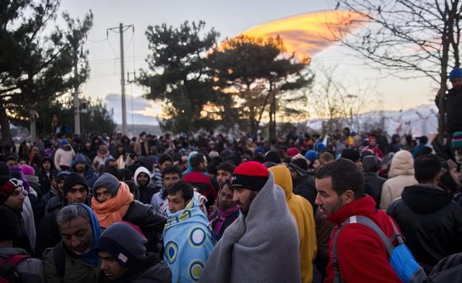 Австрия, Унгария и Македония се опълчиха на Германия за мигрантите