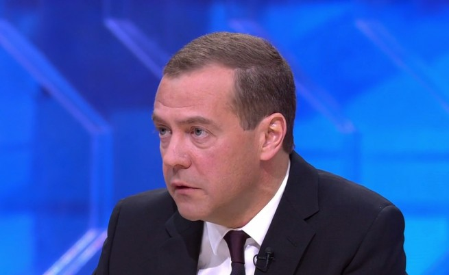 Медведев: Русия не обяви война на Турция